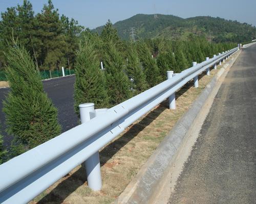 高速波形护栏板