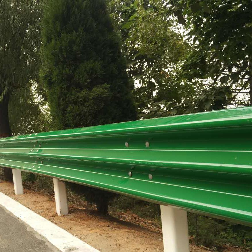 喷塑公路护栏板